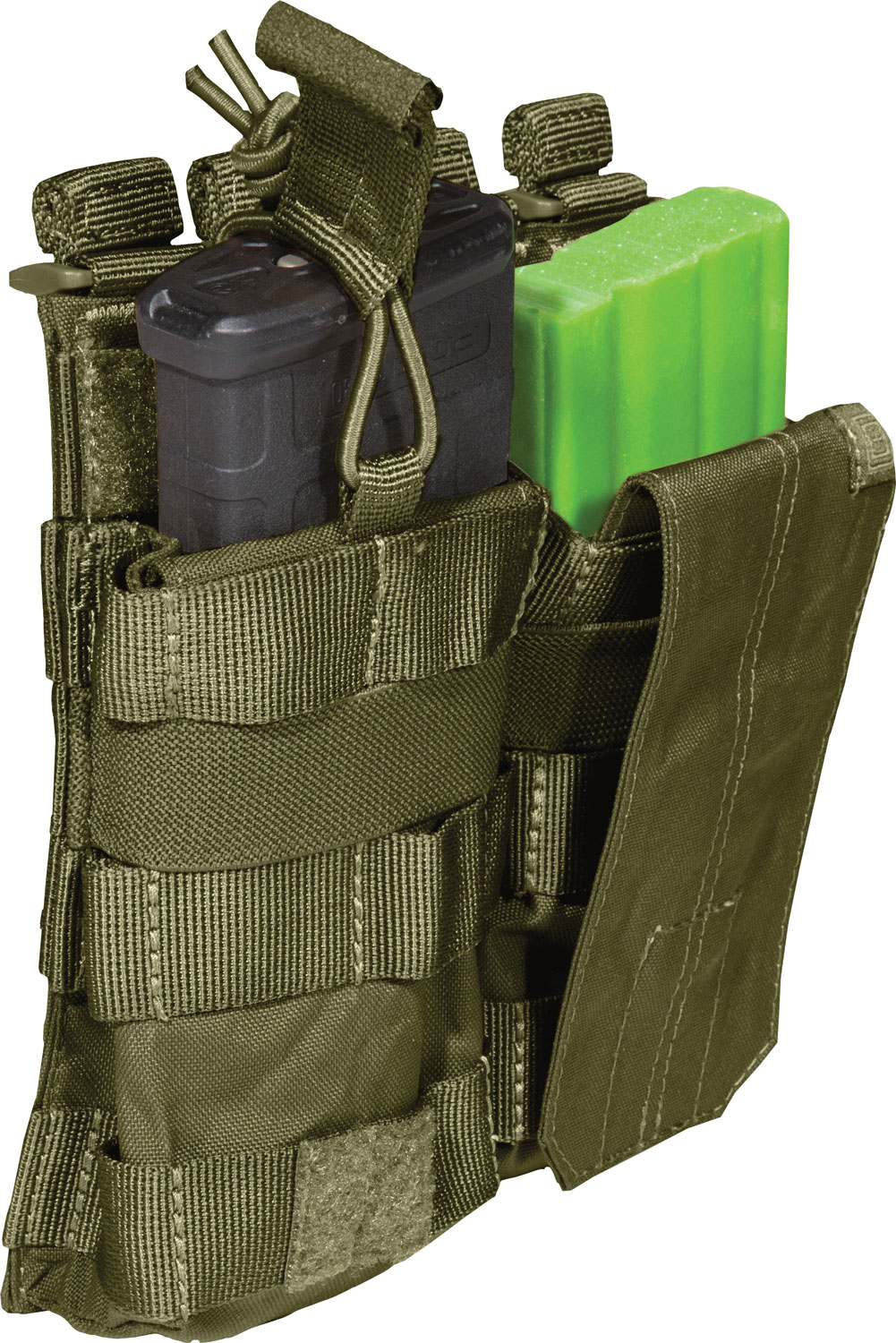 5.11 Tactical AR/G36 Double Bungee/Cover, Tac OD (56157-188)