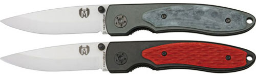 New Ceramic Pocket Knives from Benchmark