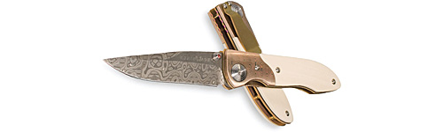 Benchmade Gold Class Pocketknife