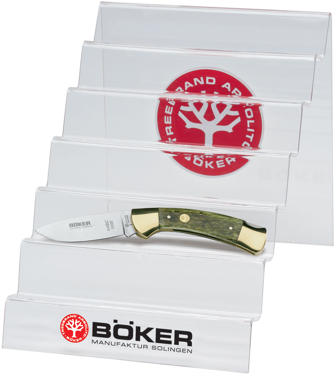 Buy Boker Display Stands at KnifeCenter