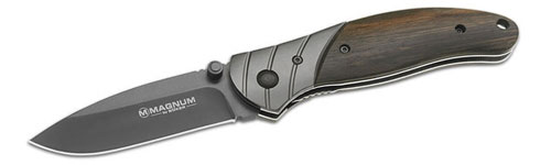 Boker Magnum Channel Pocketknife