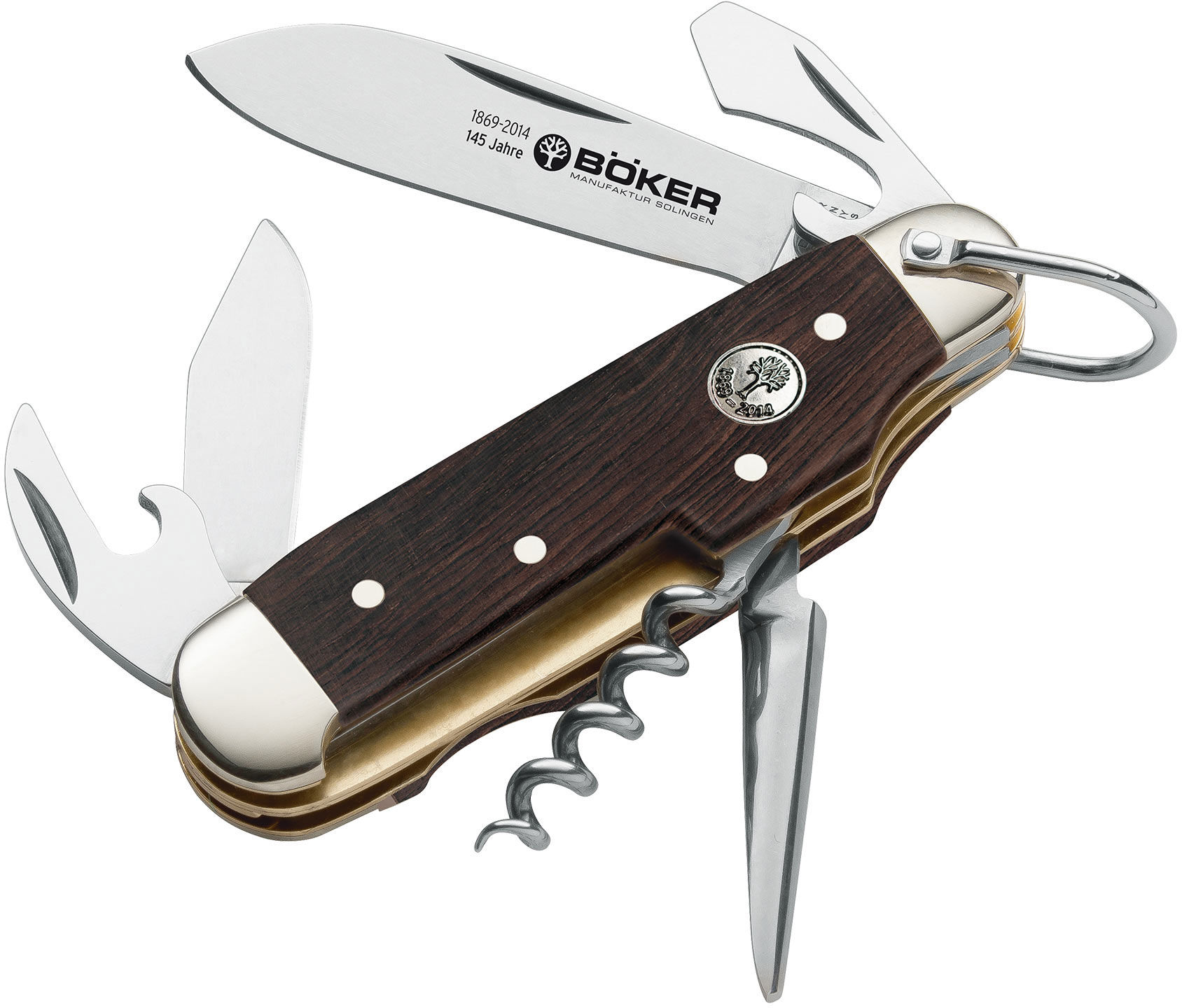 Buy Boker Camp Knives at KnifeCenter
