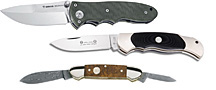 Buy Boker Stag Folding Knives at KnifeCenter