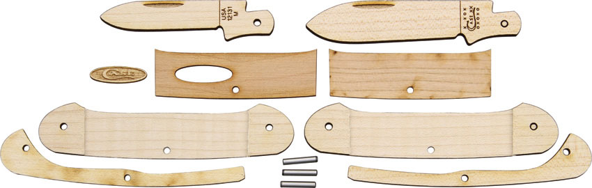 Buy Case Wooden Knife Kits at KnifeCenter