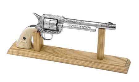 Stand For Long Barrel Western Pistols