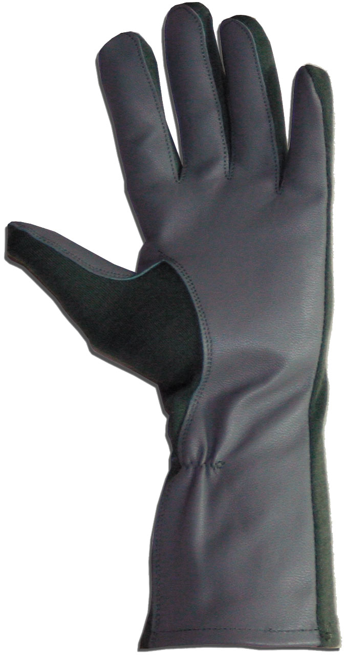 Worldwide Protective Products FG-S Flight Gloves, X-Large, Size 11, Sage Green