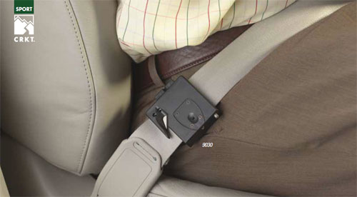 KnifeCenter Seat Belt Cutter