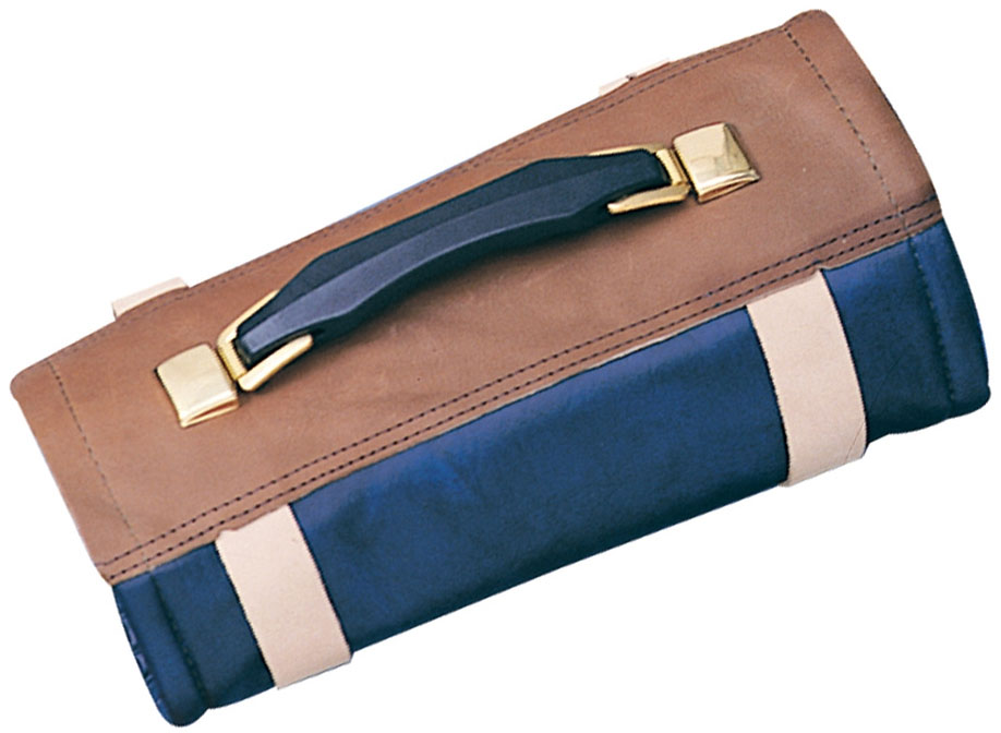 Knife Roll for 60 Small Folding Knives