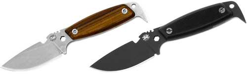 DPx Gear HEST II Fixed Blades Woodsman and Assault