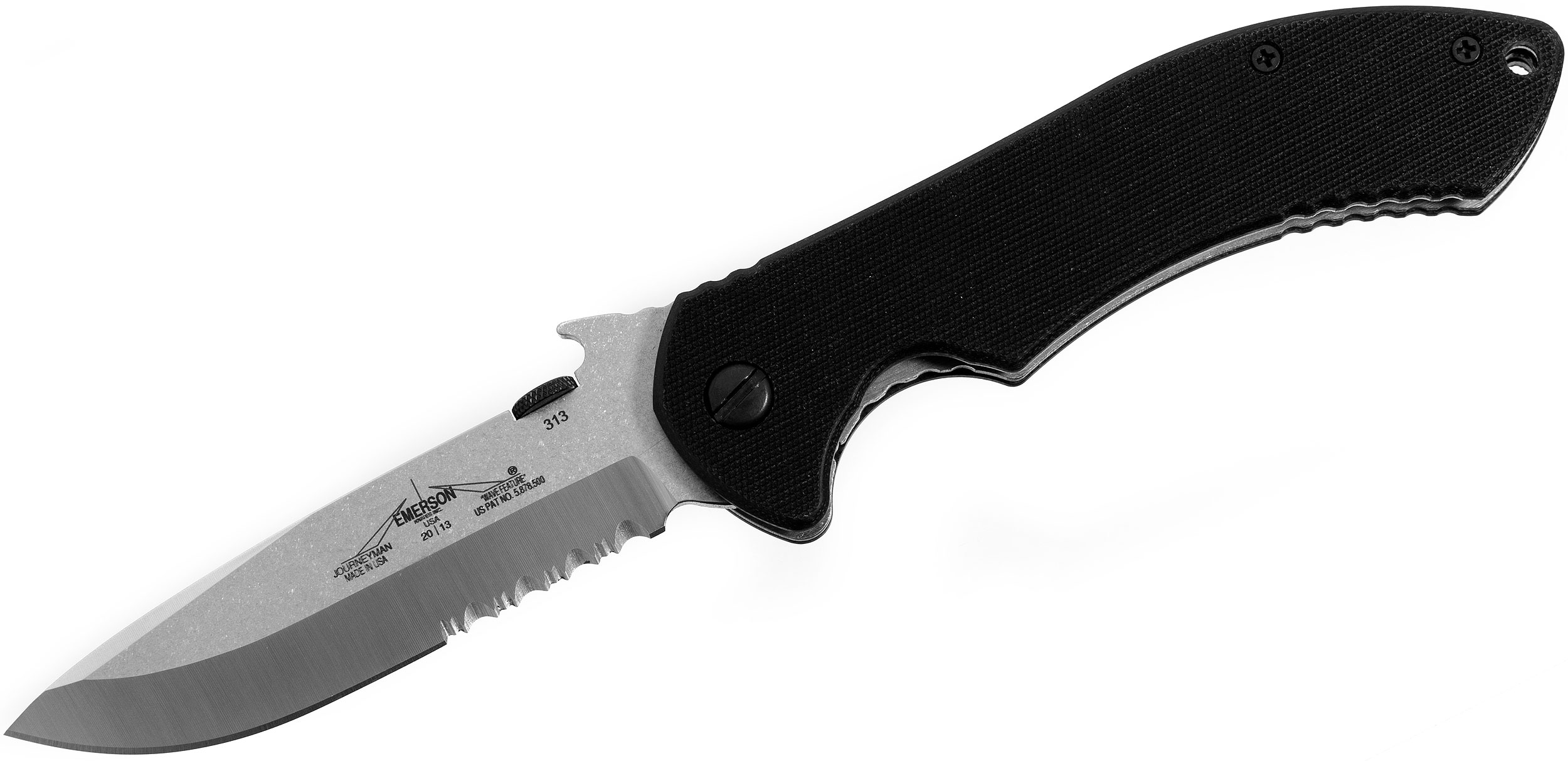 Buy Emerson Journeyman Folding Knife Series at KnifeCenter