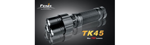 Fenix Minigun Flashlight