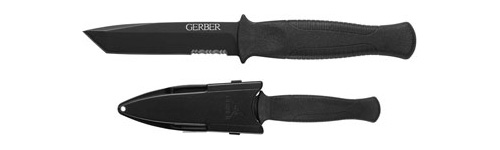 Gerber Guardian Back-Up Tanto Boot Knife