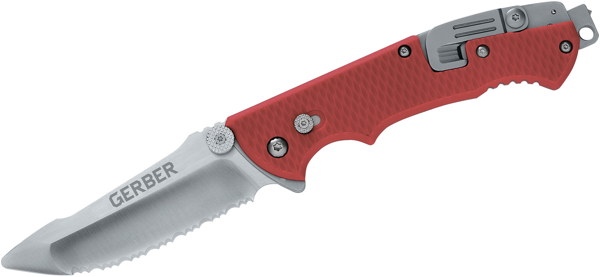 Buy Gerber Hinderer Rescue at KnifeCenter