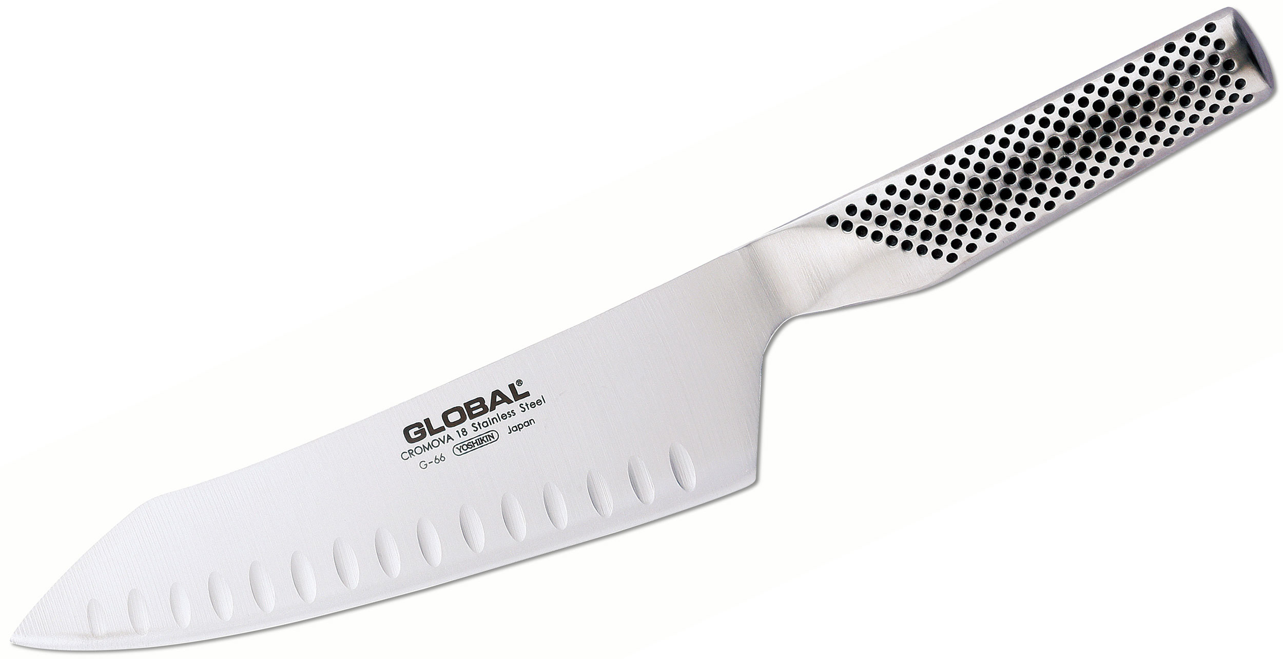 Buy Global Santoku Knives at KnifeCenter