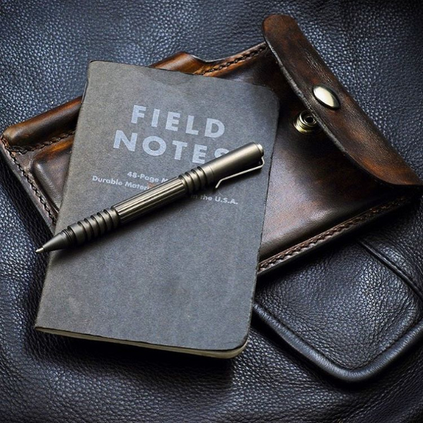 Buy Rick Hinderer Notebook Covers at KnifeCenter
