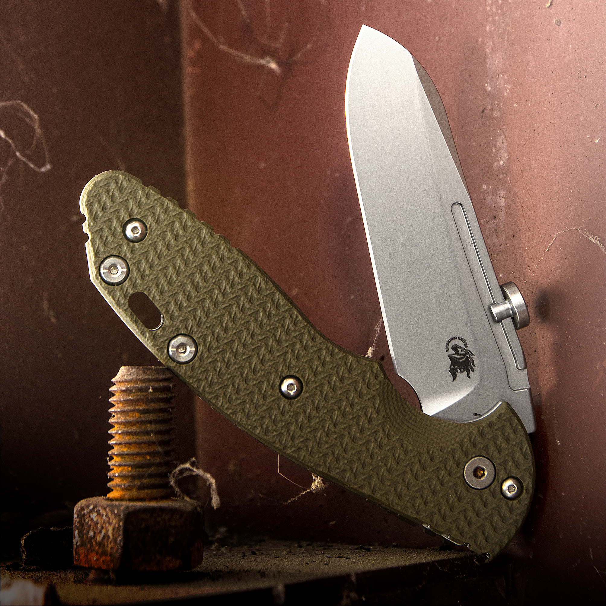 Buy Rick Hinderer Slipjoint Folding Knives at KnifeCenter