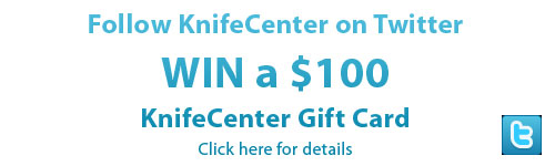 KnifeCenter Twitter Contest