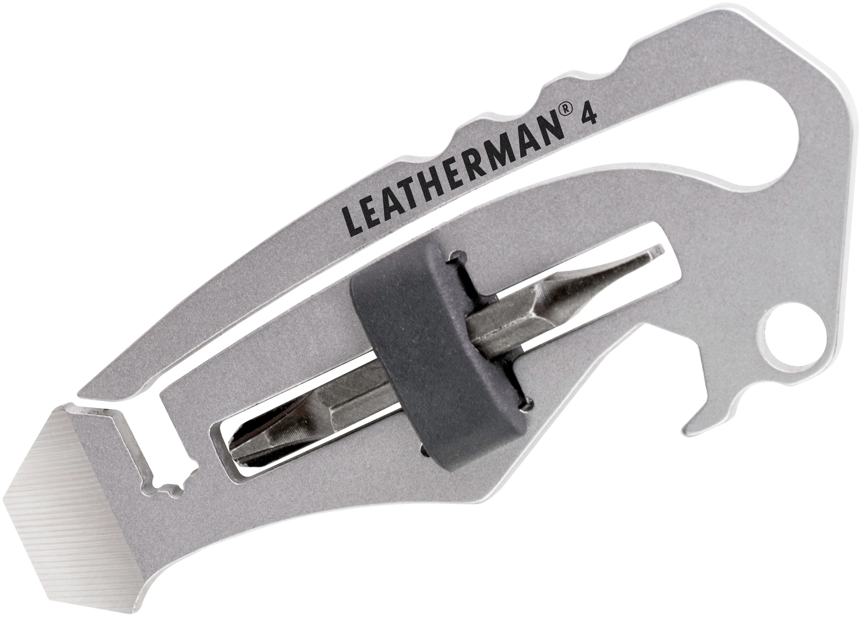 Leatherman Number 4 Keychain Size Mini Multi Tool