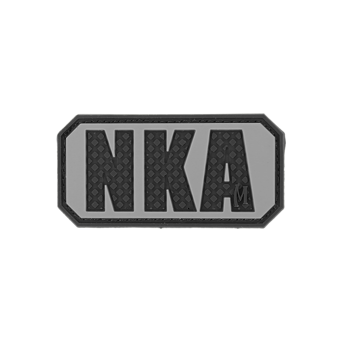 Maxpedition BNKAS PVC No Known Allergies Patch, SWAT