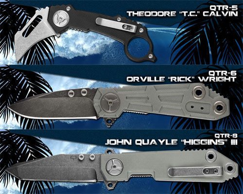 New Quartermaster QTRM5TR Pre-Production Models