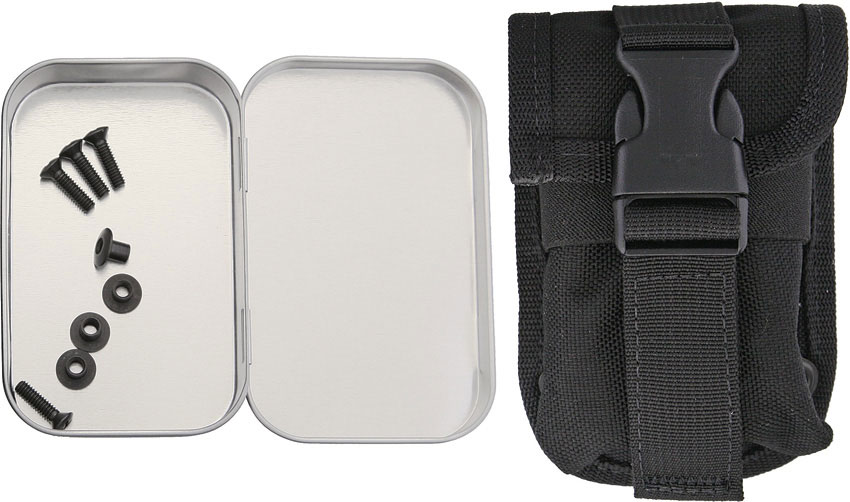 ESEE Knives ESEE-5 and ESEE-6 Accessory Pouch, Black