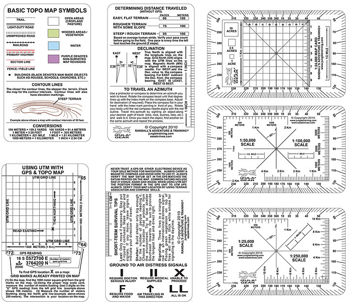 Fabulous image intended for printable survival cards