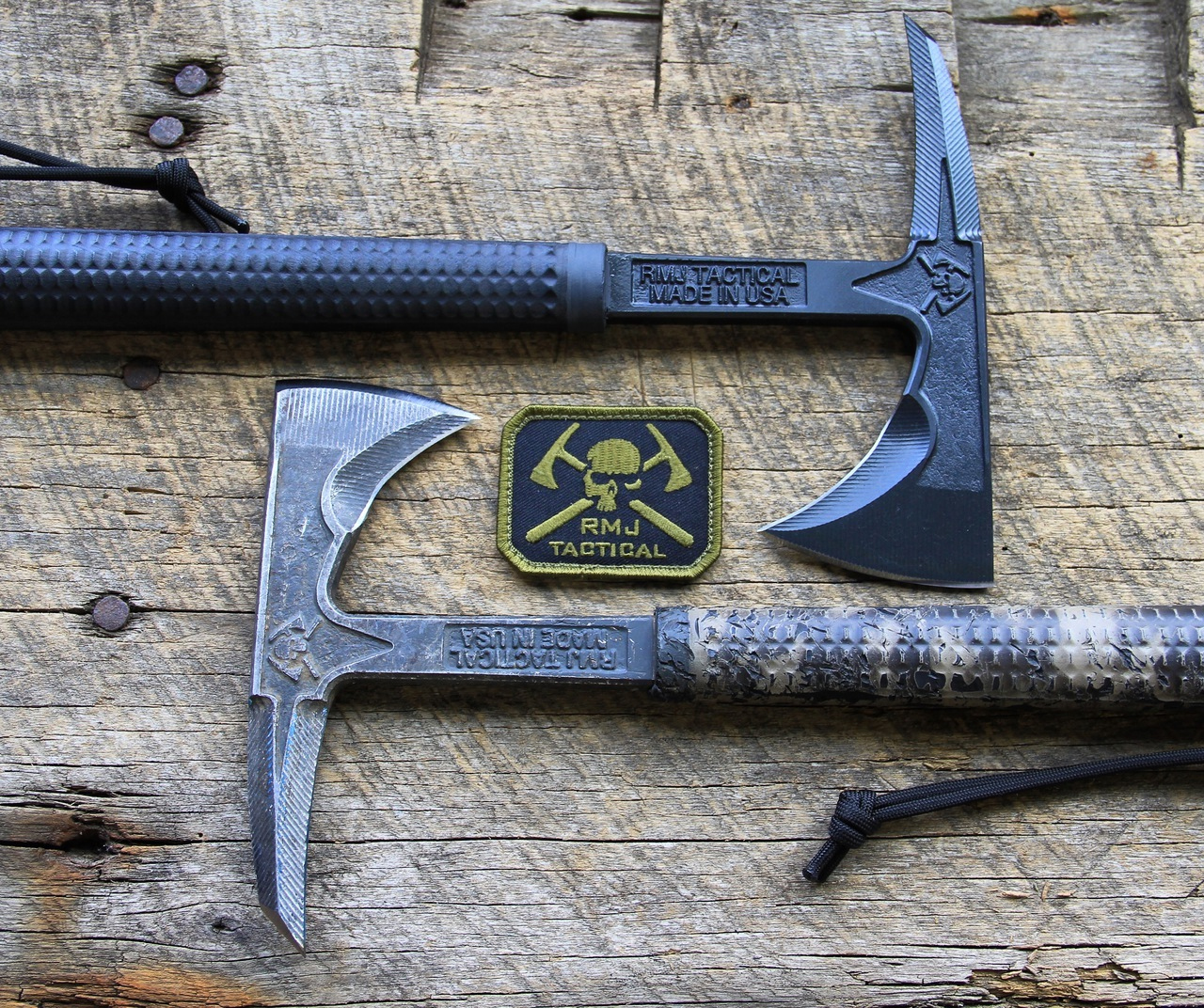 Buy RMJ Tactical Tomahawks at KnifeCenter