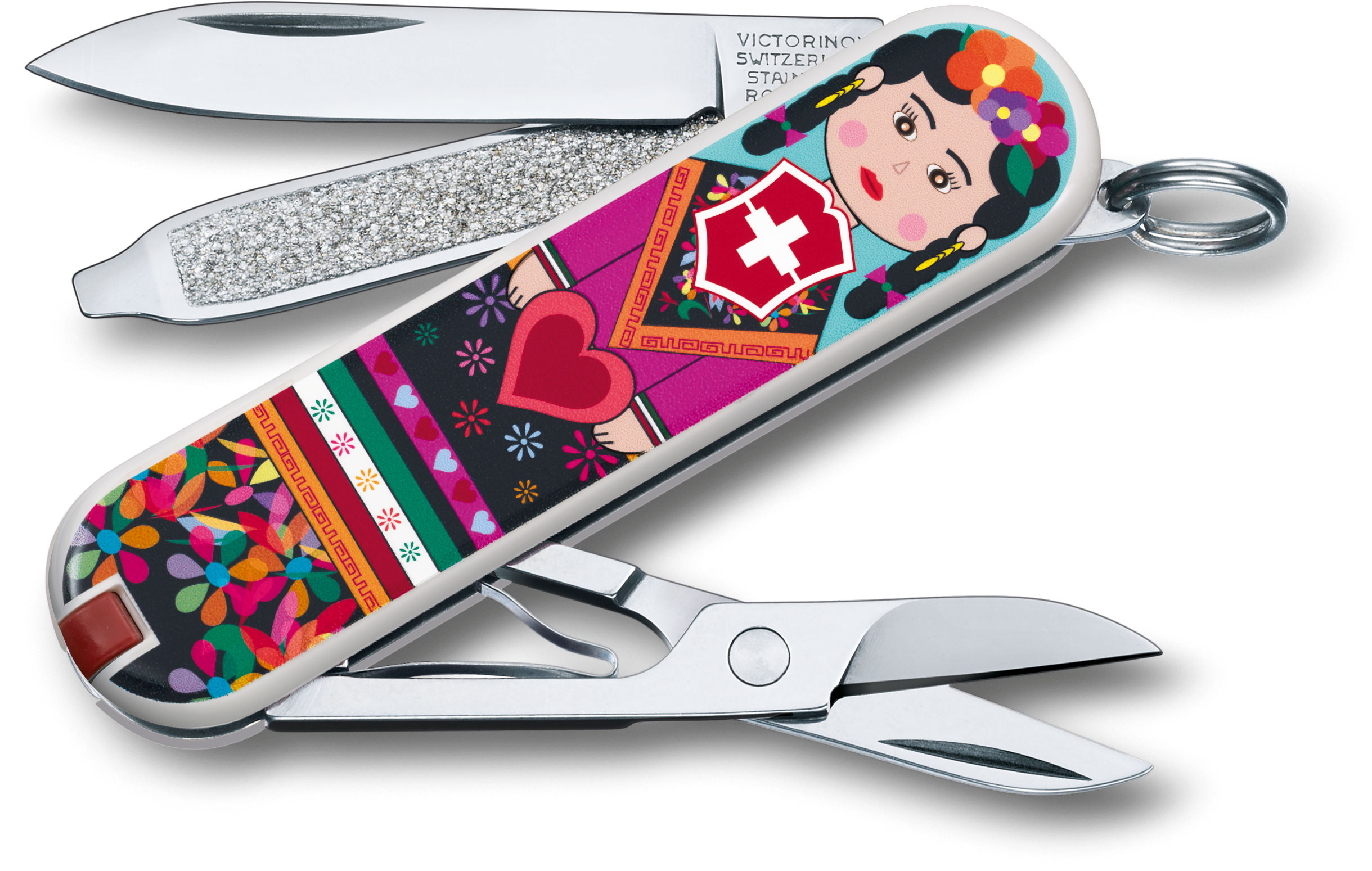 Victorinox Swiss Army Contest Classic SD Limited Edition 2016 Multi-Tool, Mexican, 2.25 inch Closed