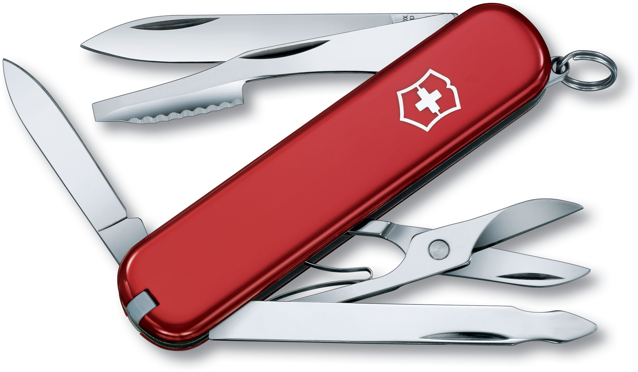 Victorinox Swiss Army Executive Multi Tool 3 Quot Red Handles