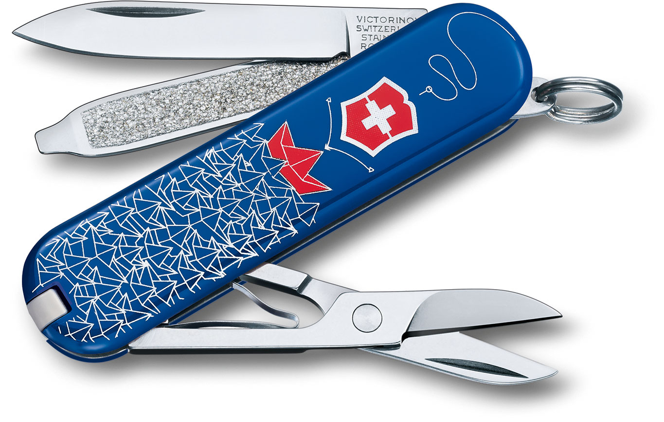 Buy Swiss Army Design Patterns at KnifeCenter