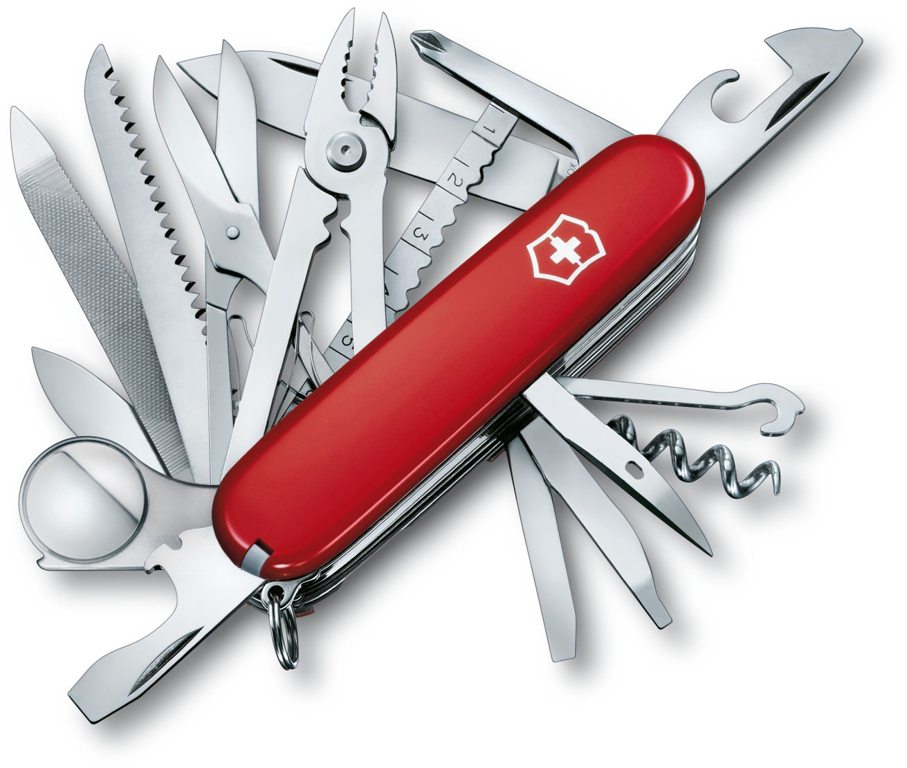 Buy Swiss Army SwissChamp at KnifeCenter