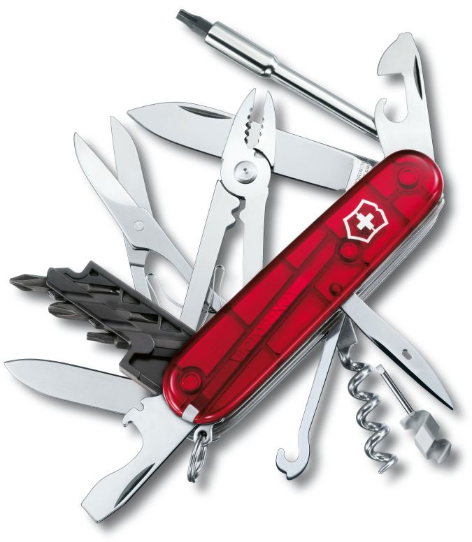 Buy Swiss Army Cybertool at KnifeCenter