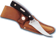 Buy Schrade Old Timer Delrin Handle Fixed Blade Knives at KnifeCenter