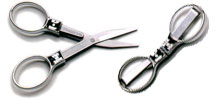 Travel and Collapsable Scissors