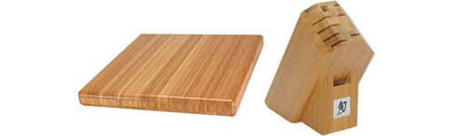 New Bamboo Products from Shun