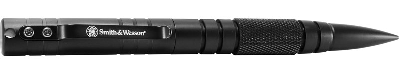 Smith & Wesson (Black) Aluminum Military & Police Tactical Pen