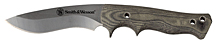 Buy Smith & Wesson Micarta Handle Fixed Blades at KnifeCenter
