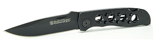 Smith and Wesson Extreme Ops Lockback