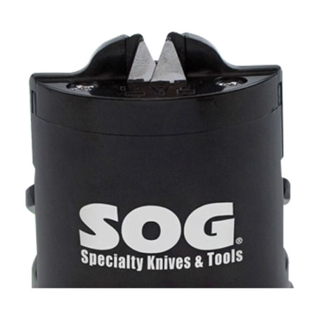 Sog Countertop Pull Through Sharpener Knifecenter Sh 02