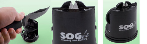 SOG Tabletop Sharpener