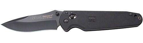 SOG Visionary II Folding Pocketknife