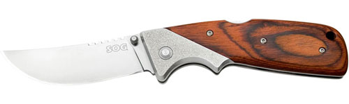SOG Woodline Folding Knife