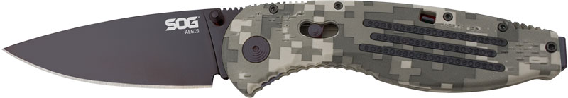 Buy SOG Aegis at KnifeCenter