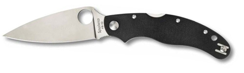 Spyderco Caly 3 and a Half Pocket Knife