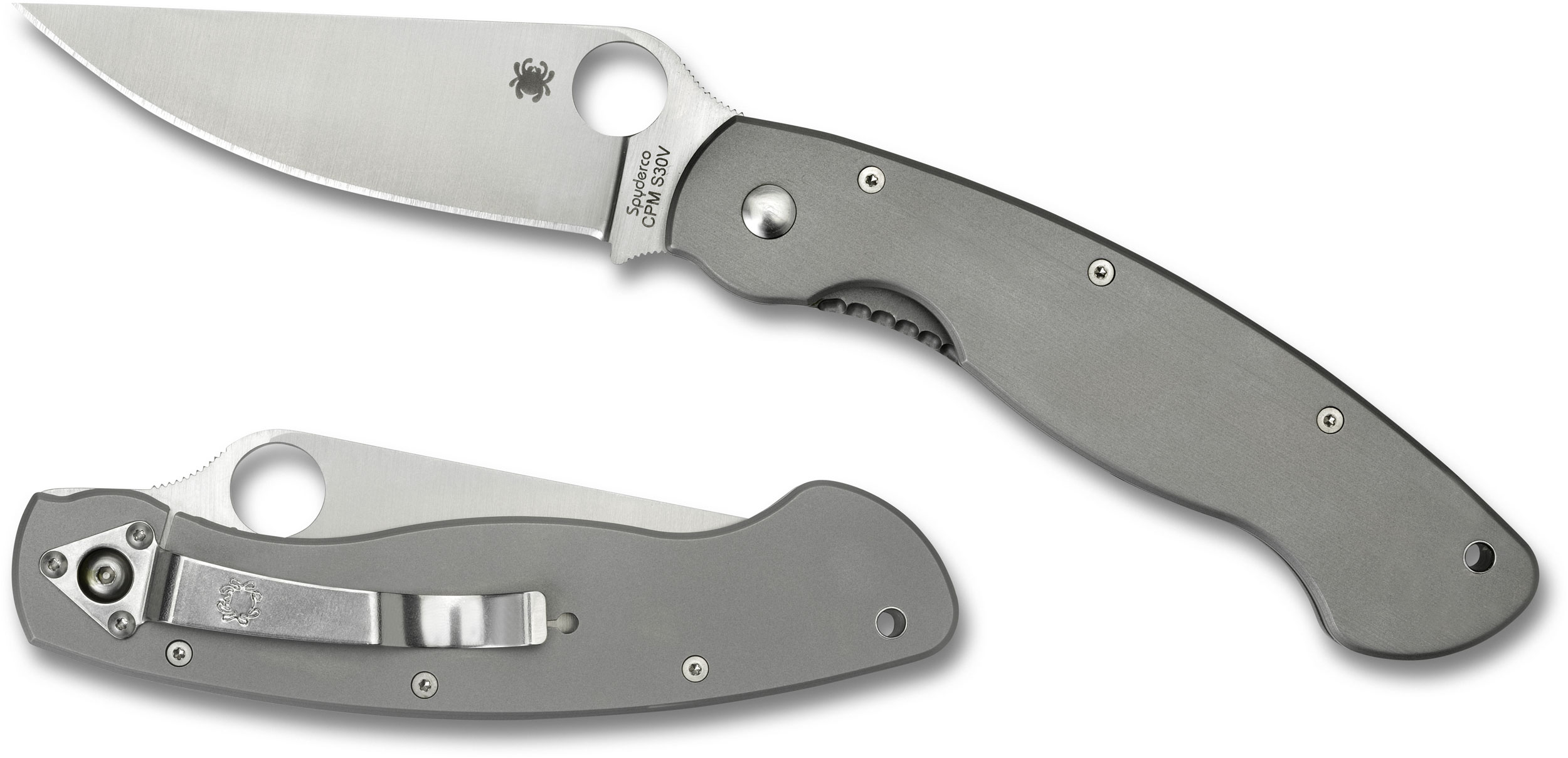 Buy Spyderco Military at KnifeCenter