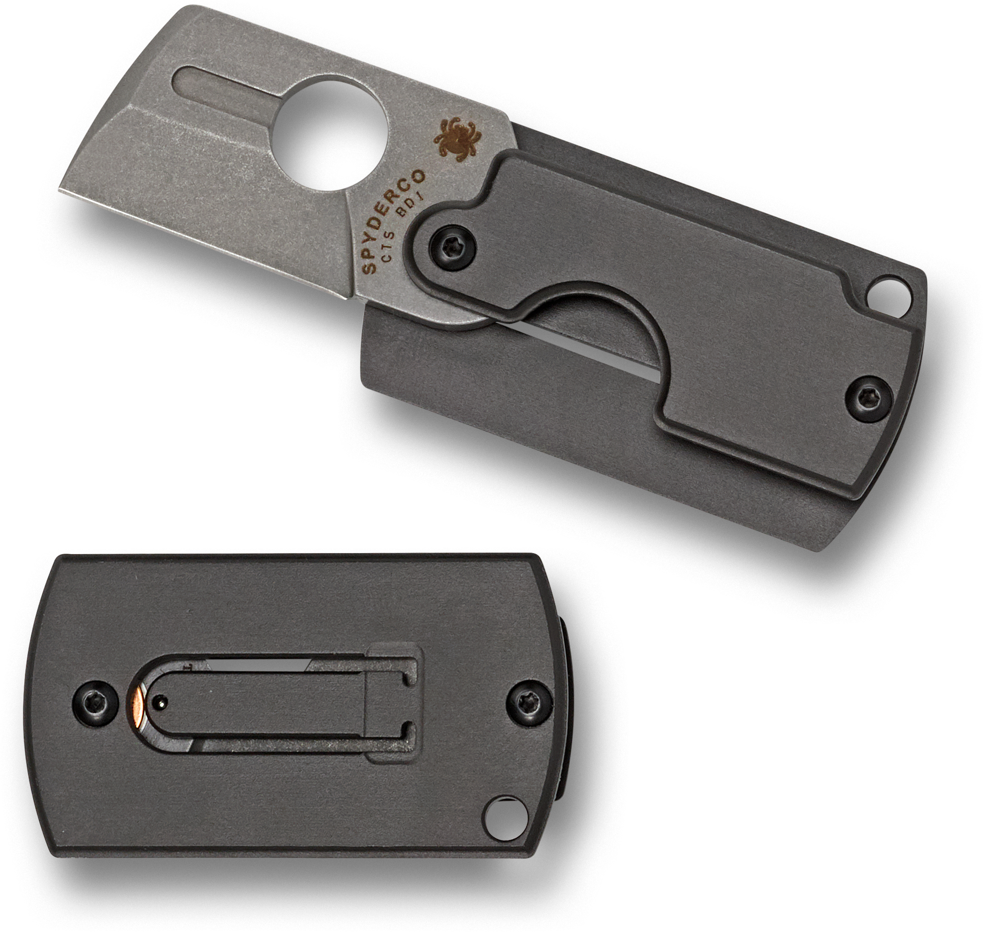 Buy Spyderco Dog Tag at KnifeCenter