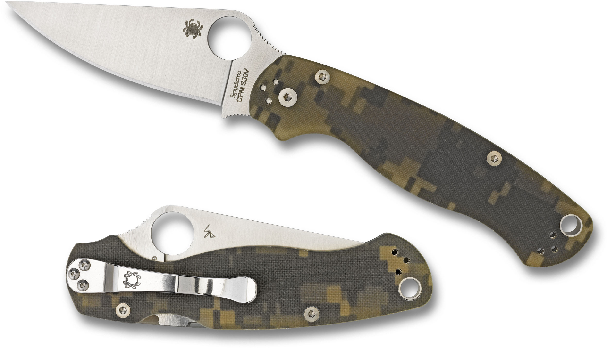 Buy American Made Spyderco Products at KnifeCenter