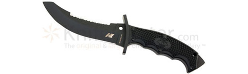 Spyderco Knives Warrior Combat Knife in Black