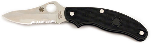 Spyderco UK Penknives with Combo Blades