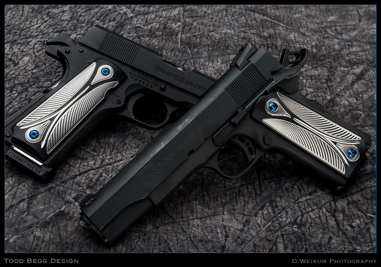 1911 Grips Black High Gloss Images – Wonderful Image Gallery